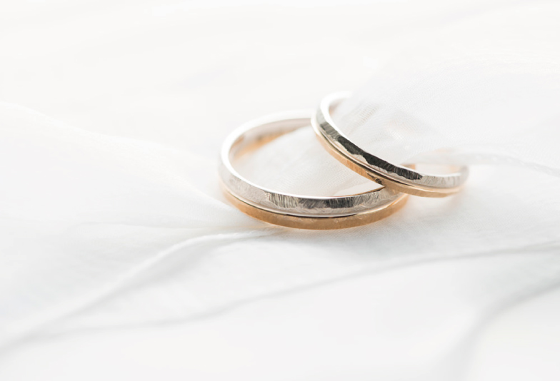 【静岡市】プラチナ&ゴールドで差をつける結婚指輪は2020年注目!LAPAGE ラパージュのコンビネーションリング