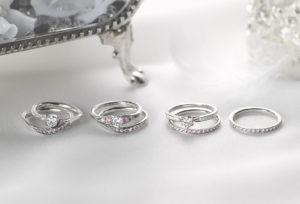 【浜松市】口コミから選ぶ!人気の婚約指輪デザイン<Dolfani>