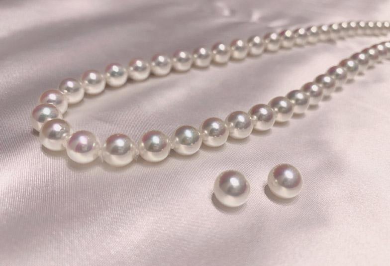 【石川県小松市イオンモール】真珠ネックレスを選ぶときに押さえておきたい6つのポイント