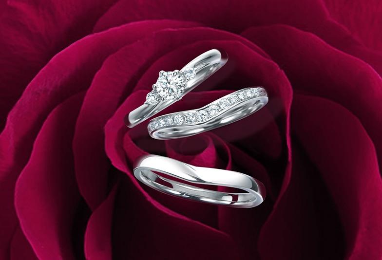 【富山市】世界最高峰のダイヤモンド!モニッケンダムの婚約・結婚指輪ご紹介!