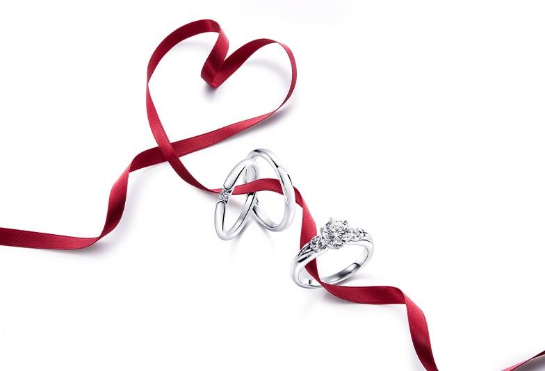 【金沢市】世界最高峰!白く豊潤な輝き「モニッケンダム」の結婚指輪