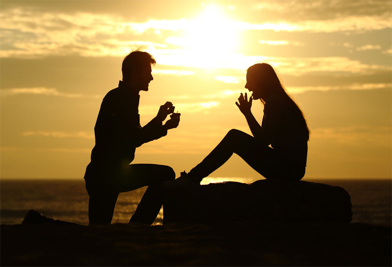 【荒尾市】なぜ婚約指輪を贈るの?その意味・由来?