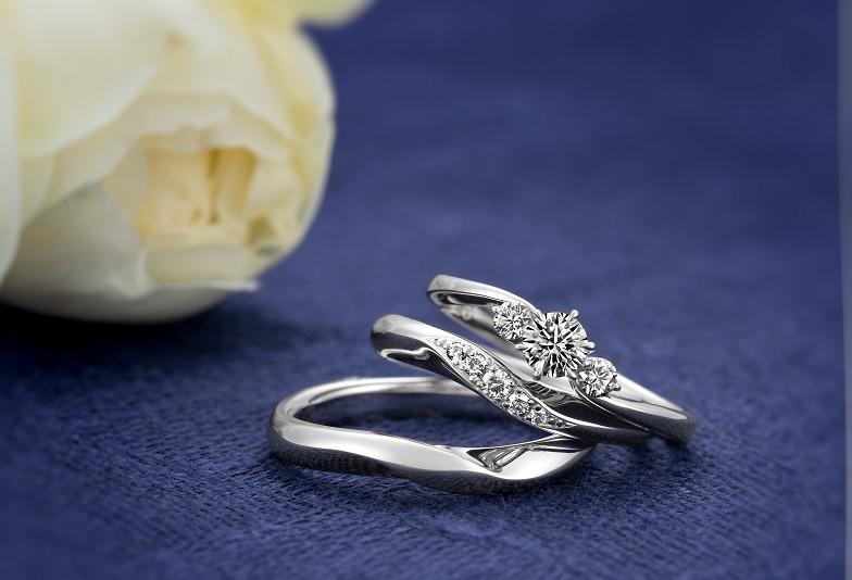 金沢市で人気のロイヤルアッシャーの婚約指輪・結婚指輪