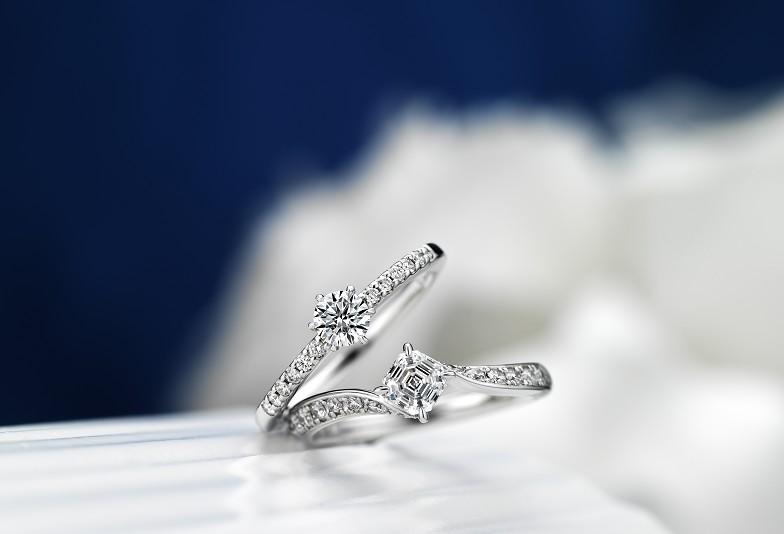 【石川県小松市イオンモール】大人気!婚約指輪でおすすめのダイヤモンドブランド「ロイヤルアッシャー」
