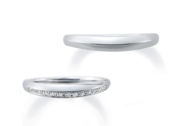 金沢市で人気のカフェリングの結婚指輪