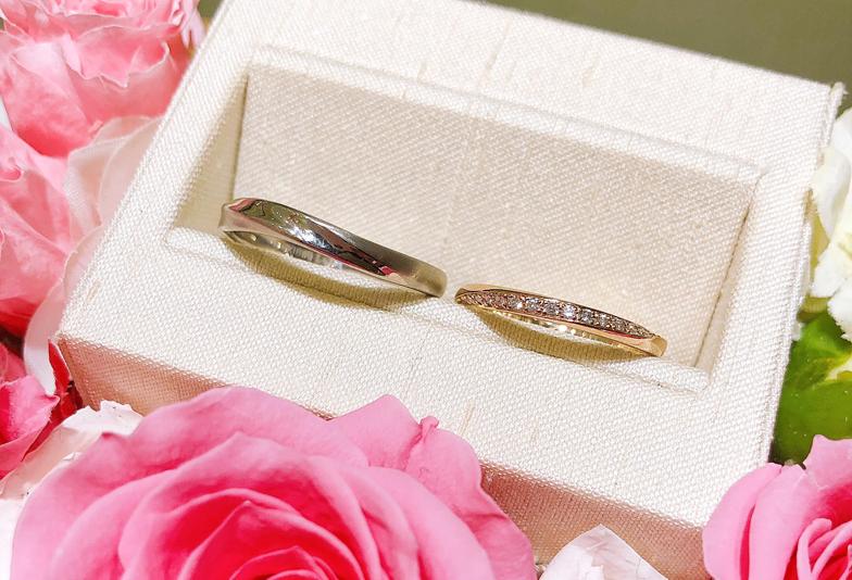 【静岡市】2020年注目 ゴールドの結婚指輪が人気上昇中の理由とは