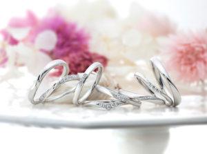 【浜松市】どんなデザインを選ぶ?2020年人気上昇中の結婚指輪BEST5