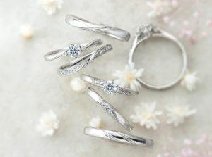 【浜松市】シンプルな婚約指輪で探すなら?プレ花嫁様必見!Mon Amourモナムールの人気デザイン5選