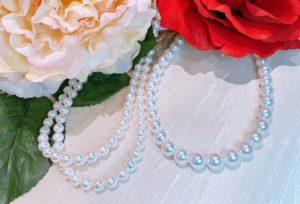 【石川県小松市イオンモール】知っておきたい!真珠ネックレスを綺麗に保つための秘訣