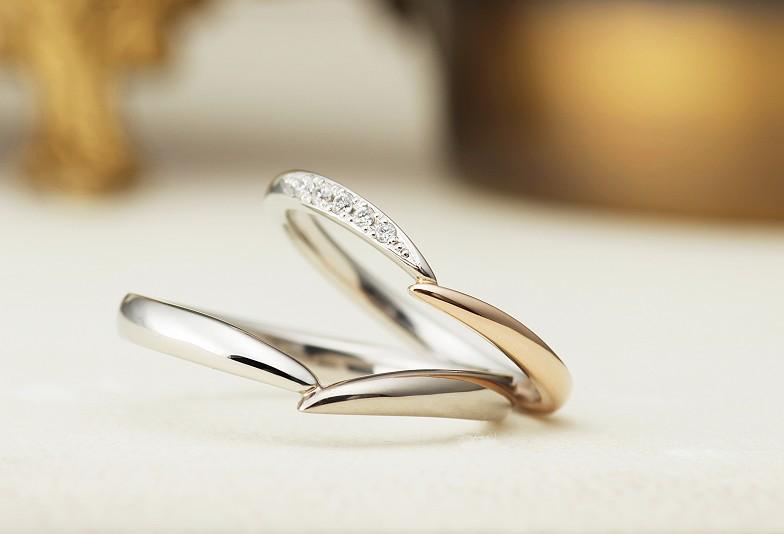 【福井市】結婚指輪選び、女性らしく可愛い「ピンクゴールド」のメリットって?