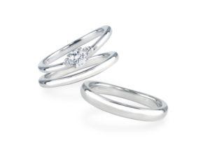 【筑紫野市】婚約指輪・結婚指輪の相場っていくらくらい?