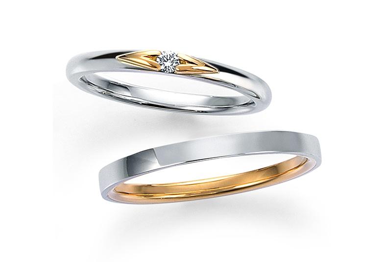 野々市で人気の結婚指輪モニッケンダム