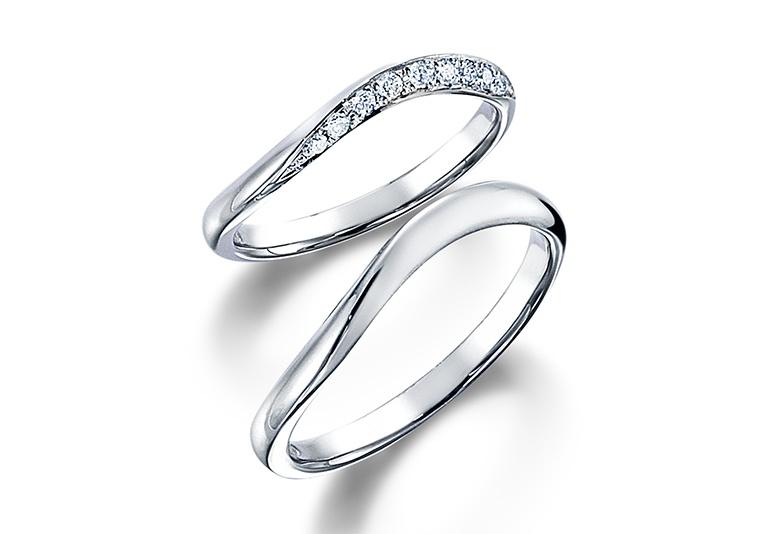 金沢市で人気のモニッケンダムの結婚指輪