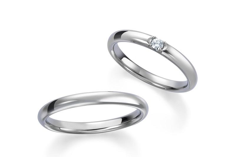 ロイヤルアッシャーの人気結婚指輪