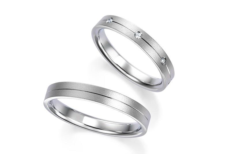 【金沢市】結婚指輪に抵抗のある男性でも大丈夫!おすすめはマットな指輪