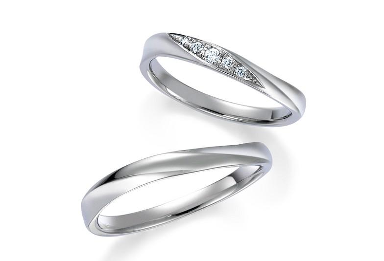 野々市で人気のロイヤルアッシャーの結婚指輪