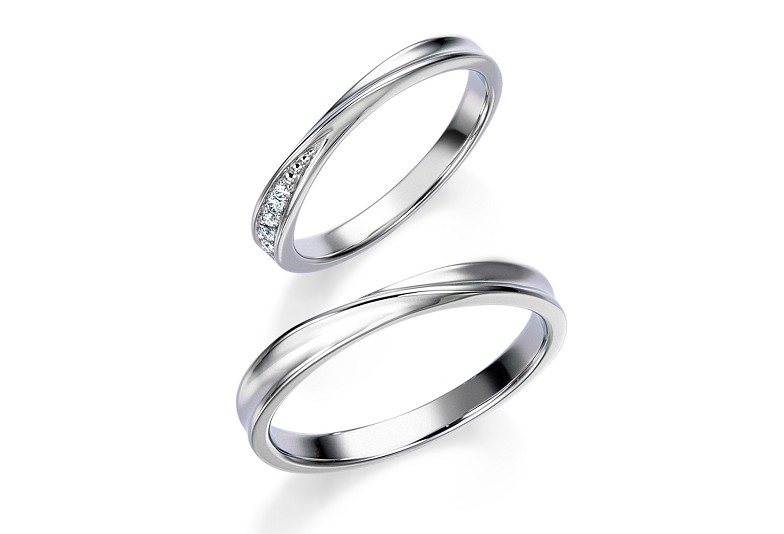 金沢市で人気のロイヤルアッシャーの結婚指輪、福井市結婚指輪福井市マリッジリング福井市プラチナリング福井市ロイヤルアッシャー