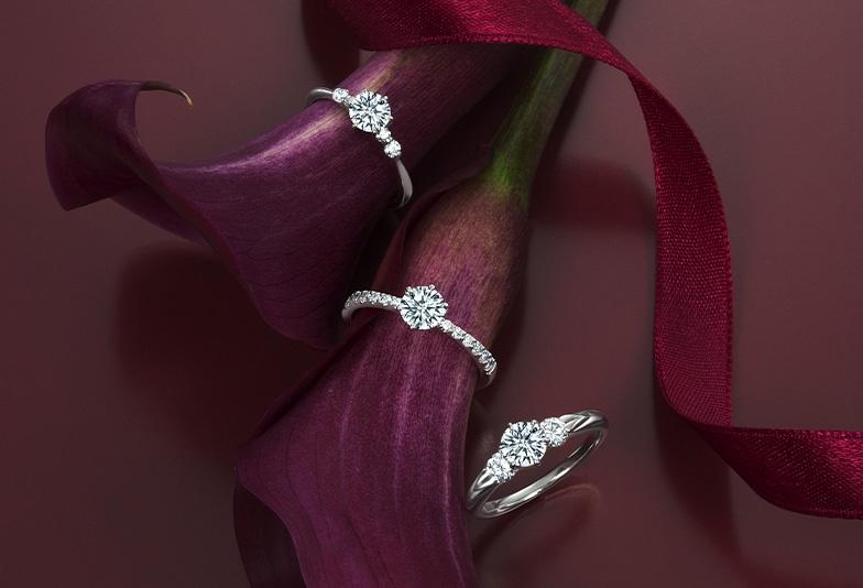 【富山市】以外と知らない!婚約指輪とダイヤモンドの歴史とは?