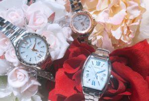 【福井市ベル】働く女性必見!ファッションと実用性の腕時計!セイコールキア