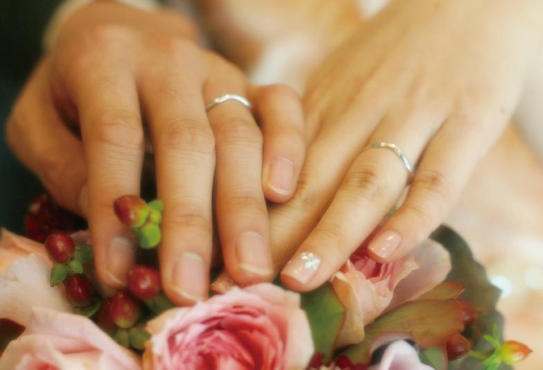 【浜松市】私達の結婚指輪はオーダーメイドで作るって決めていました。
