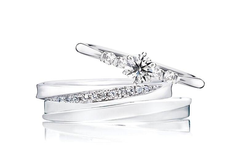【山形市】婚約指輪&結婚指輪は3本セットがオススメな理由