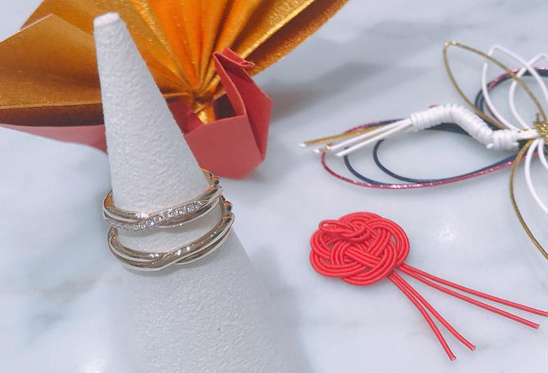 【大阪・心斎橋】結婚指輪は和ブランドで個性を出そう!おすすめブランド3選☆
