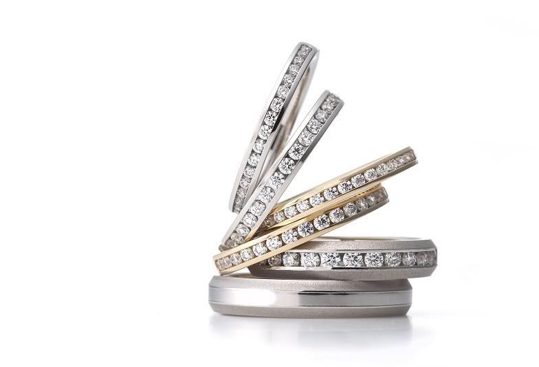 【金沢・野々市】女性が好きなエタニティリングって?結婚指輪やアニバーサリージュエリーとして人気の理由とは