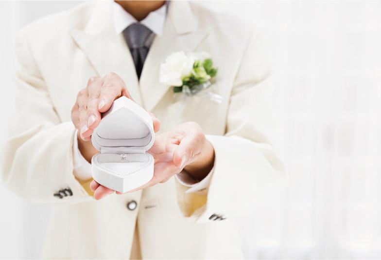 【福山市】プロポーズまでに時間が無くても大丈夫!当日お持ち帰りできるご婚約指輪ご紹介