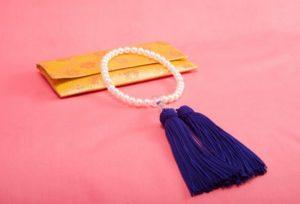 【石川県小松市イオンモール】使わなくなった真珠ネックレスを「念珠」にリフォーム!