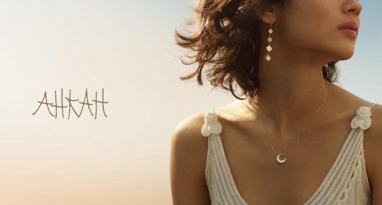 【郡山市】女性の首元を輝かせてくれる新作アーカーのネックレス
