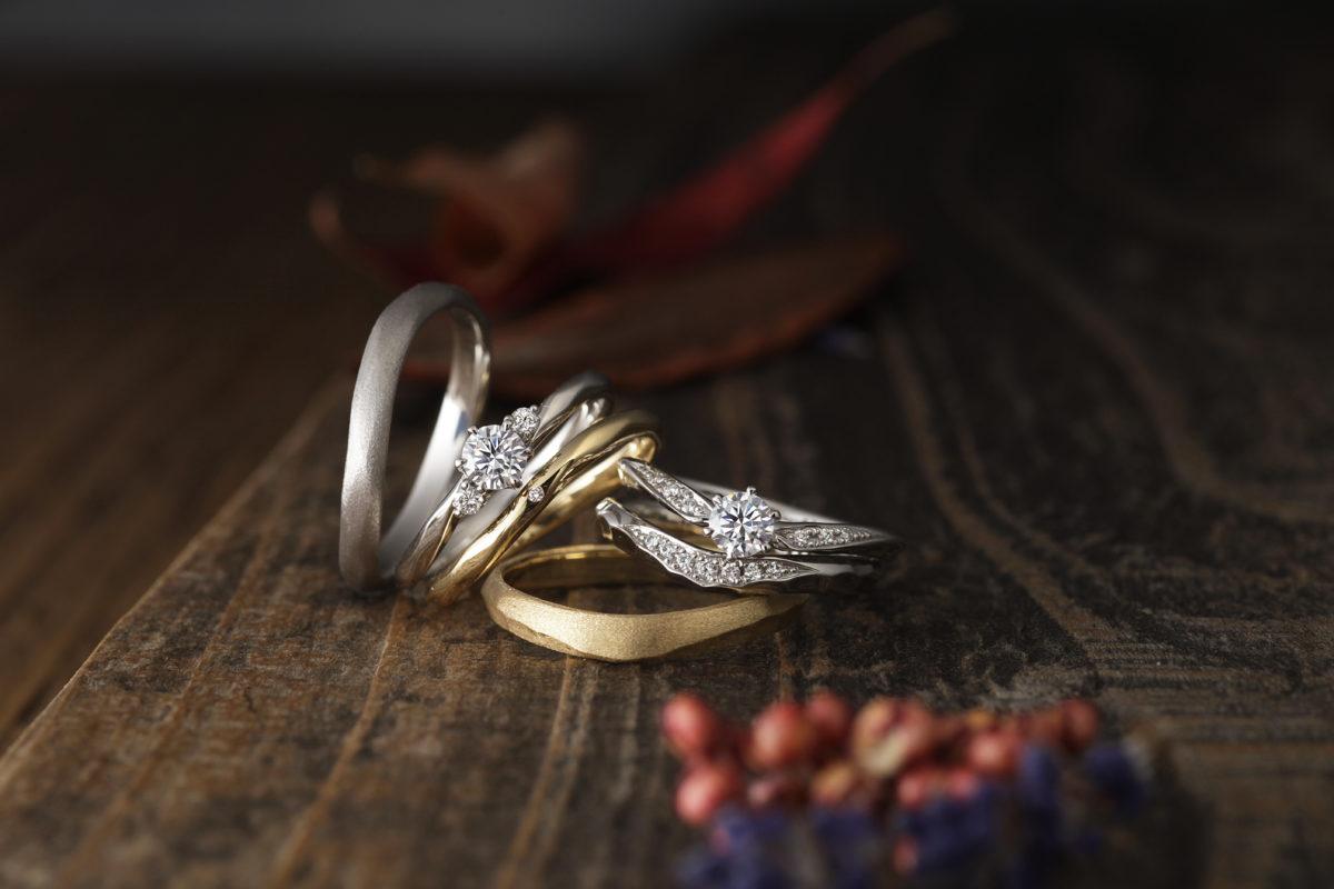 【浜松市】卒花嫁が選んだ!個性派ブランド「BAUM(バウム)」の結婚指輪をご紹介