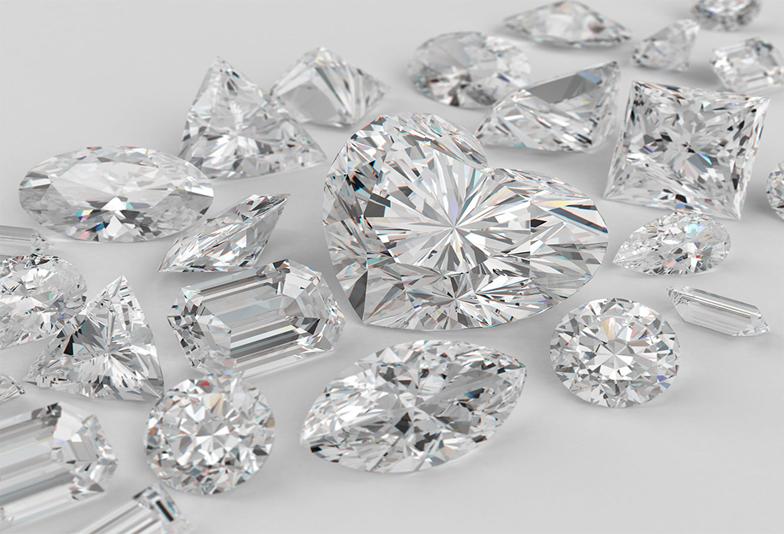 【久留米市】4月の誕生石ダイアモンドの魅力