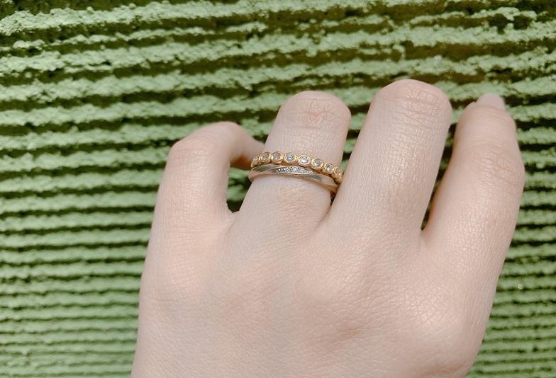 【神戸市・三ノ宮】アンティーク調の婚約指輪・結婚指輪で人気♡YUKAHOJO(ユカホウジョウ)