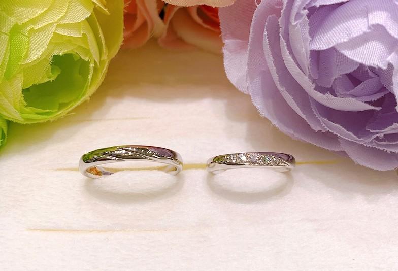 【福井市ベル】結婚指輪にピンクのダイヤモンド?イマドキの結婚指輪はこれを選ぶ!