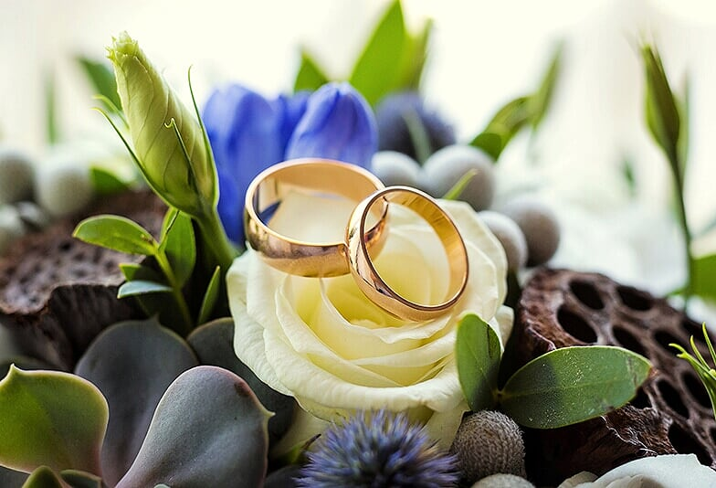 【山形市】2020年注目 ゴールドの結婚指輪が人気上昇中の理由とは