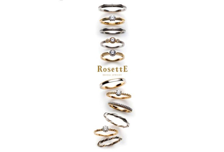 【神戸・三ノ宮】大人カジュアル&高級感を兼ね備えてデザインされているブランド「RosettE」