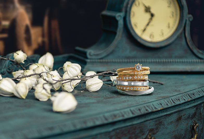 【静岡市】ナチュラルテイストの結婚指輪をお探しの方に紹介したい!人気ブランド『CHOU CHOUNAシュシュナ』