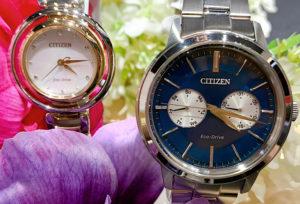 【石川県小松市イオンモール】電池式(クォーツ)時計 VS. ソーラー時計!あなたはどっち派?