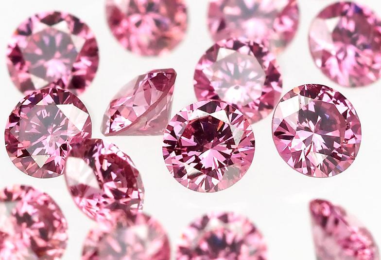 【大阪・梅田】ピンクダイヤで可愛らしい女性の魅力を♡