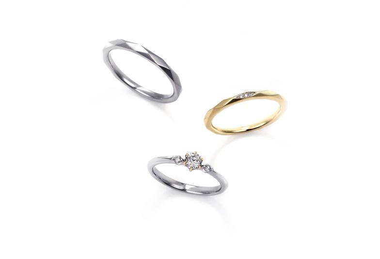 【浜松市】星の砂ブライダルから新登場!「SPARK スパーク」の結婚指輪とは?