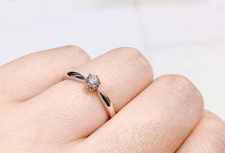 【富山市】婚約指輪ってなんで必要なの?隠された理由とは