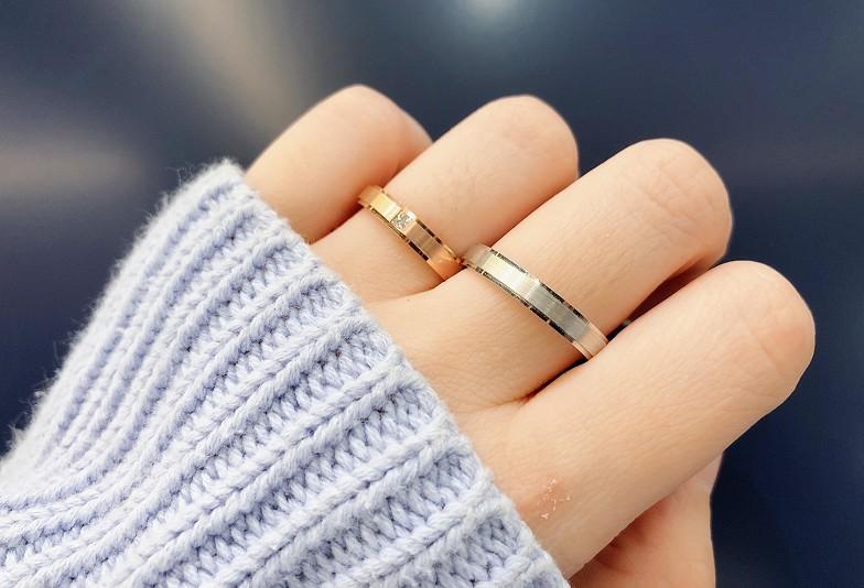 【富山市】自宅で簡単にできる!結婚指輪と婚約指輪のクリーニング