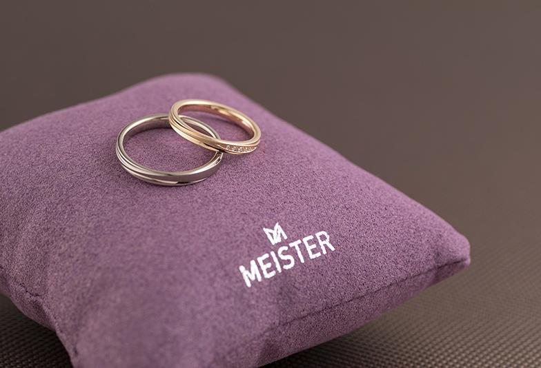 静岡市結婚指輪鍛造製法