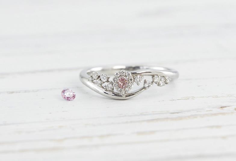 【日田市】愛と幸福のシンボル、ピンクダイアモンド