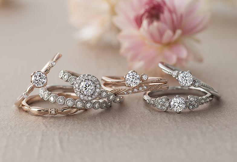 【静岡市】人気の結婚指輪プリマポルタ「オラトリオ」が今どきカップルに選ばれる理由とは