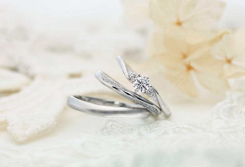 【富山市】シンプルな結婚指輪ブランド「VIVAGE(ヴィヴァージュ)」とは?