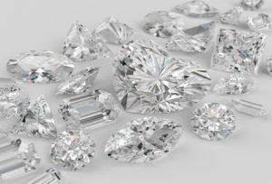 【福岡県久留米市】4月の誕生石、永遠の絆を守るダイアモンド