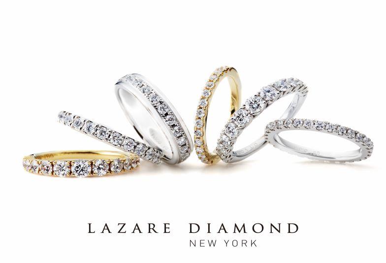 【宇都宮市】やっぱりラザールダイヤモンドの結婚指輪