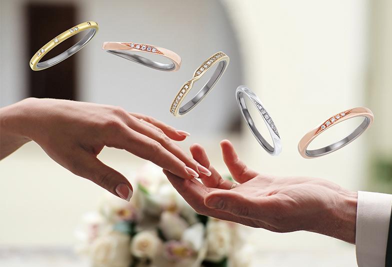 【広島市】金属アレルギーの人が選ぶ結婚指輪「TOTWO」ってどんなブランド?