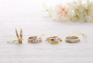 【静岡市】結婚指輪はシンプルが一番人気!ダイヤモンドもいらない方必見の「NATUREネイチャー」人気BEST3